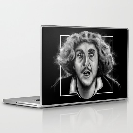The Wilder Doctor Laptop & iPad Skin