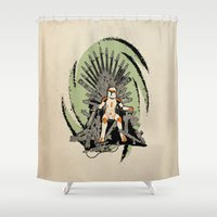 Game of Clones Shower Curtain