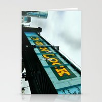 London Camden Town Rail … Stationery Cards