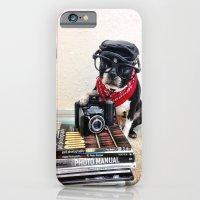 The Dog Photographer iPhone 6 Slim Case