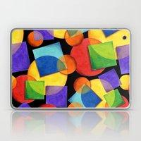 Candy Rainbow Geometric Laptop & iPad Skin