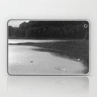 Peace of Swan Lake Laptop & iPad Skin