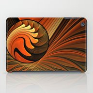 Never Give Up - Abstract… iPad Case