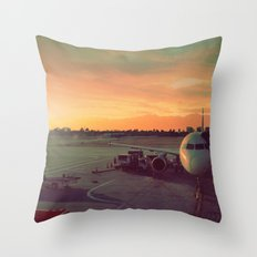 jet life 1 Throw Pillow