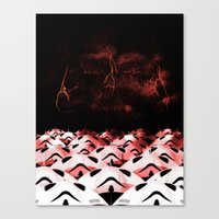 Stormtroopers Canvas Print