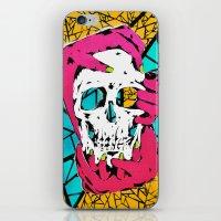 Death Grip #1 iPhone & iPod Skin