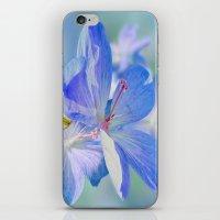 FLOWERS - Geranium Endre… iPhone & iPod Skin
