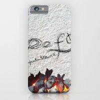 Defy conformationtotheworld iPhone 6 Slim Case