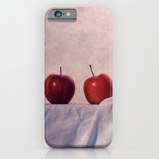 two apples iPhone & iPod Case