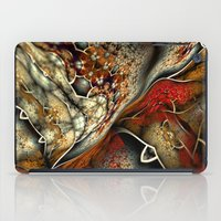 Glynnia Fractal Art iPad Case