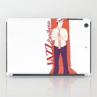 Caribbean Jazz iPad Case