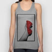 Red Cup Unisex Tank Top