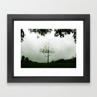 Dream Sequence Framed Art Print