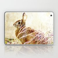 Spring Bunny Laptop & iPad Skin