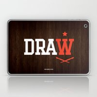 DRAW Laptop & iPad Skin