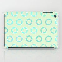 RING FLOAT PATTERN iPad Case