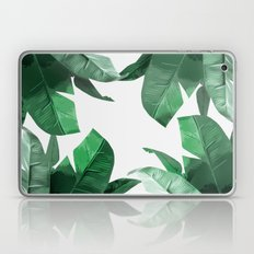 Tropical Palm Print Laptop & iPad Skin
