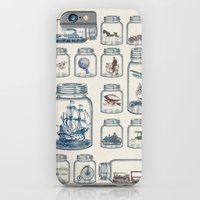iPhone & iPod Case featuring Vintage Preservation by Paula Belle Flores