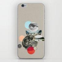 multiverse alt grey iPhone & iPod Skin