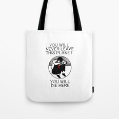 Infinity and Bygone Tote Bag