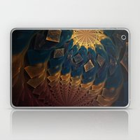 Fractal Abstract  Laptop & iPad Skin