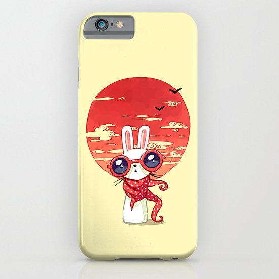 Heat iPhone & iPod Case