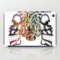 iPad Case featuring SKULL by Mark Ashkenazi