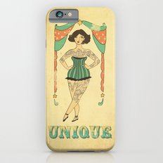Unique the Tattooed Lady iPhone 6 Slim Case