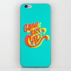 Going Back to Cali iPhone & iPod Skin