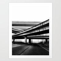 Nashville, TN Art Print