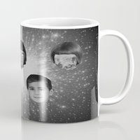 space face Mug