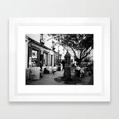 SHAKESPEARE IN PARIS. Framed Art Print