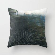 Seven Ravens - Hills Throw Pillow