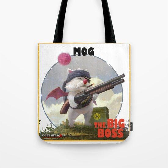 Retro Big Boss Promo  Tote Bag
