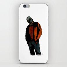Casual Mercenary iPhone & iPod Skin