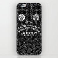 OUIJA iPhone & iPod Skin