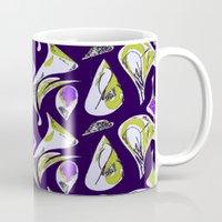 Ocean Purple Mug
