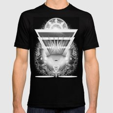 Guardians SMALL Mens Fitted Tee Black