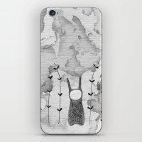 orejas iPhone & iPod Skin