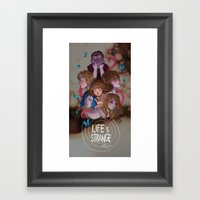 Life Is Strange Framed Art Print