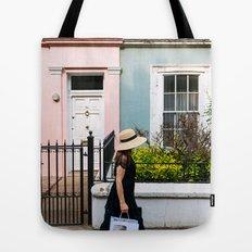 London - Notting Hill Tote Bag