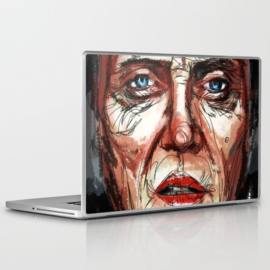 Walken Laptop & iPad Skin