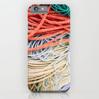 Sailor Rope II iPhone 6 Slim Case