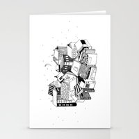 Book Town Stationery Cards