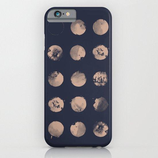 Douze Lunes iPhone & iPod Case