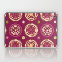 Ethnic Circles Laptop & iPad Skin