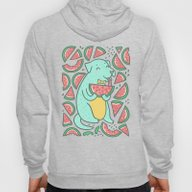 Watermelon Dog Hoody