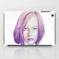 Lilas iPad Case