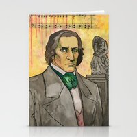 Frederic Chopin Stationery Cards