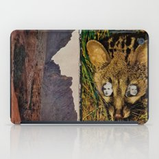 The Gate Of The Desert iPad Case